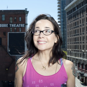 Janeane Garofalo in Seattle