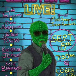 Lizard People Live