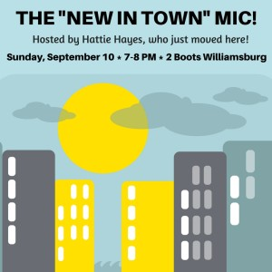 THE -NEW IN TOWN- MIC! (1)
